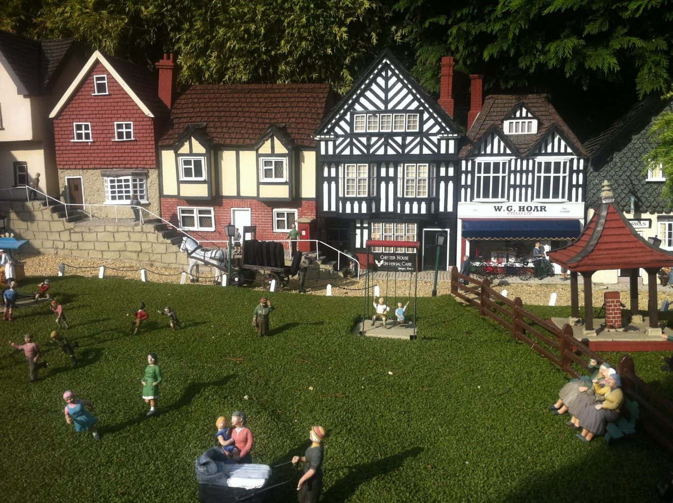 bekonscot model village review