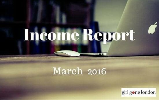 marchincome report