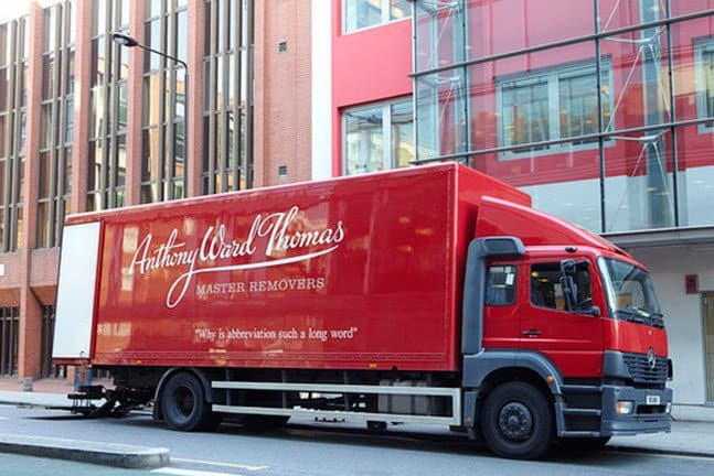 ward-thomas-battersea-removal-service-lorry