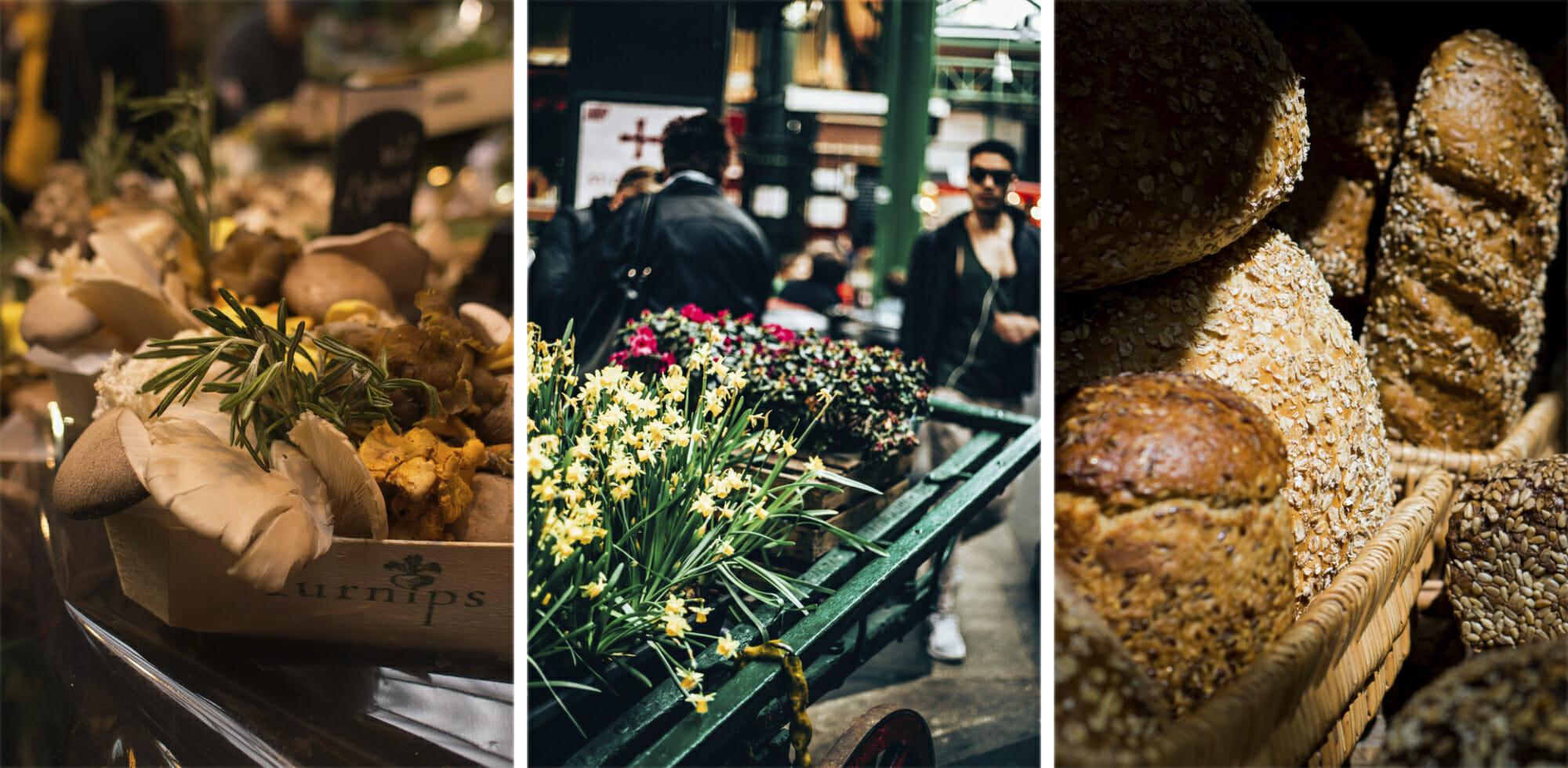 Exploring Londons Borough Market