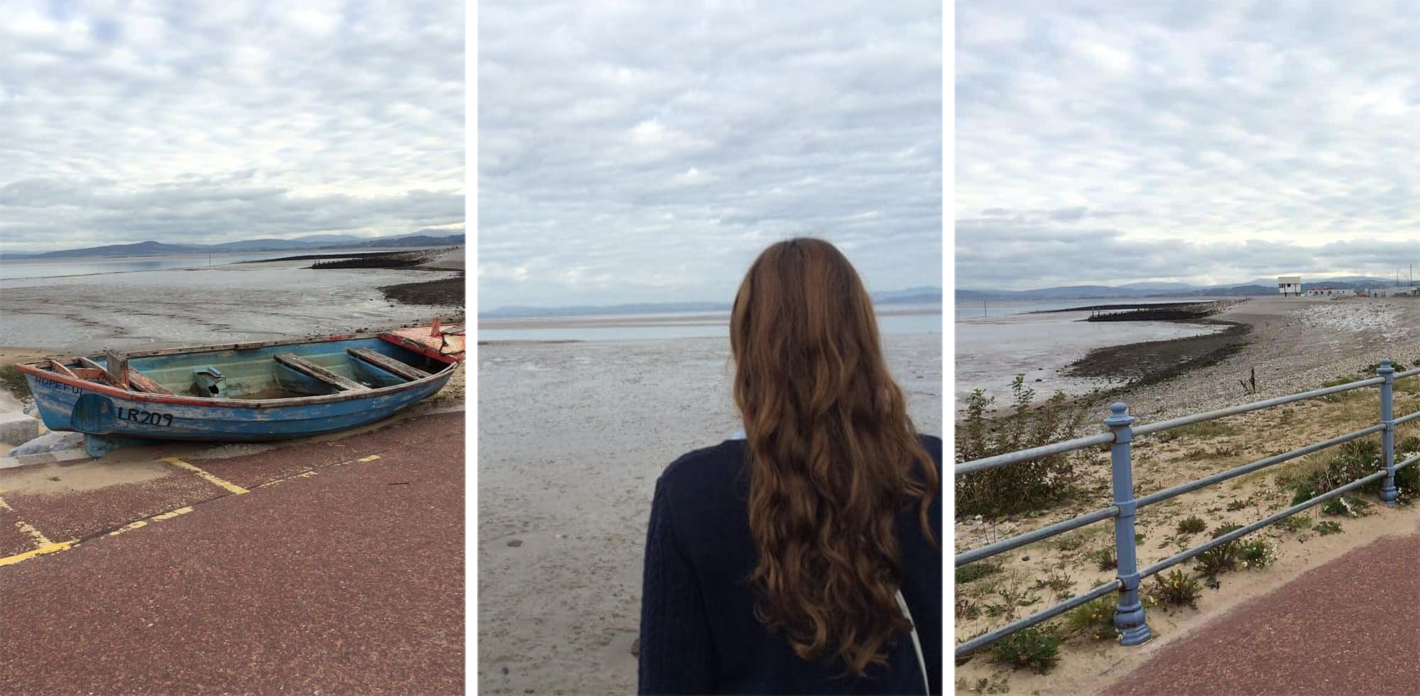 Exploring Morecambe Bay