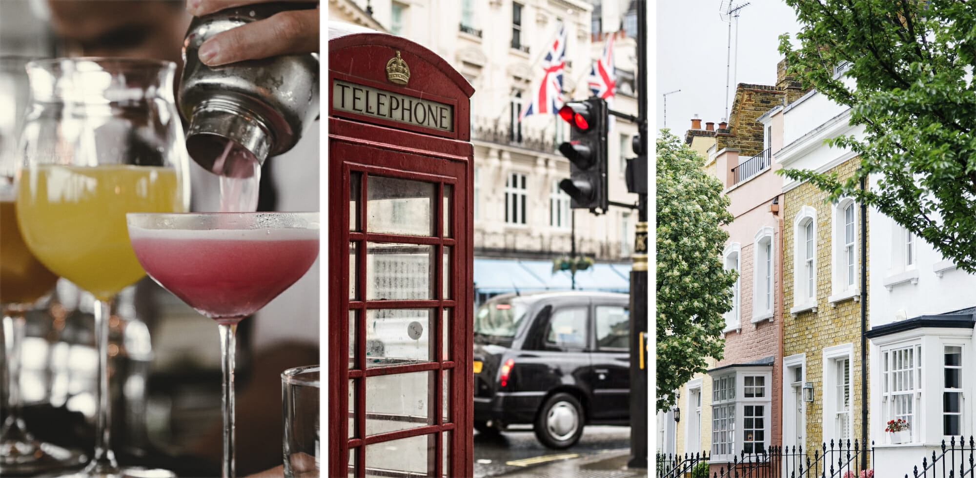 4 London Areas that Appeal to Young Professionals