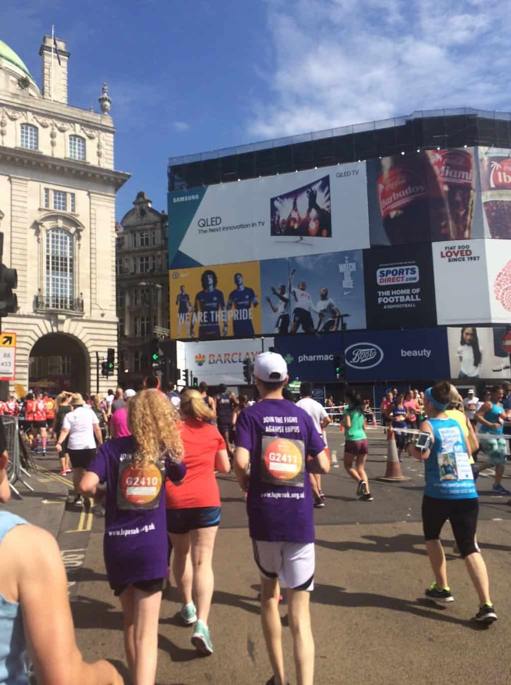 Running the British 10K: A Tale of Sweat and Kelly Clarkson