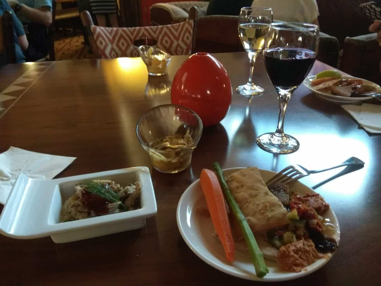 Kilamanjaro Club Food