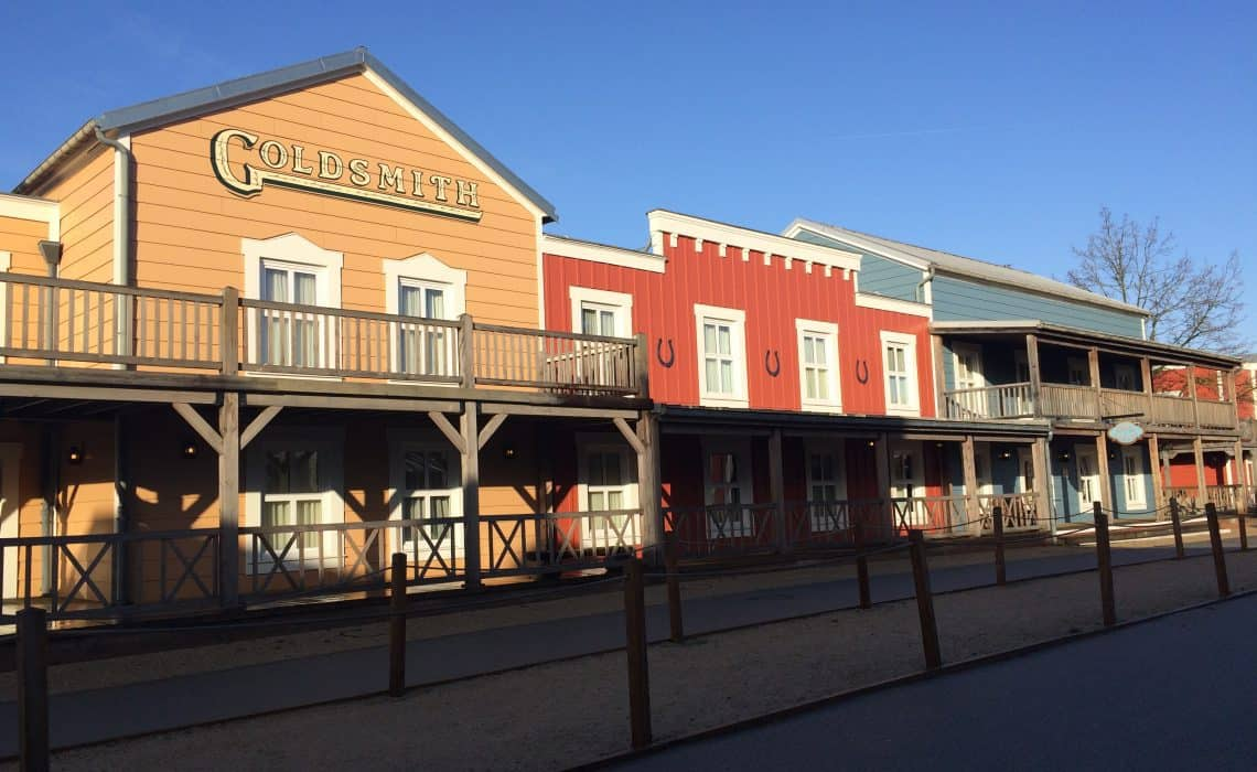 Disneyland Paris Hotel Cheyenne Review