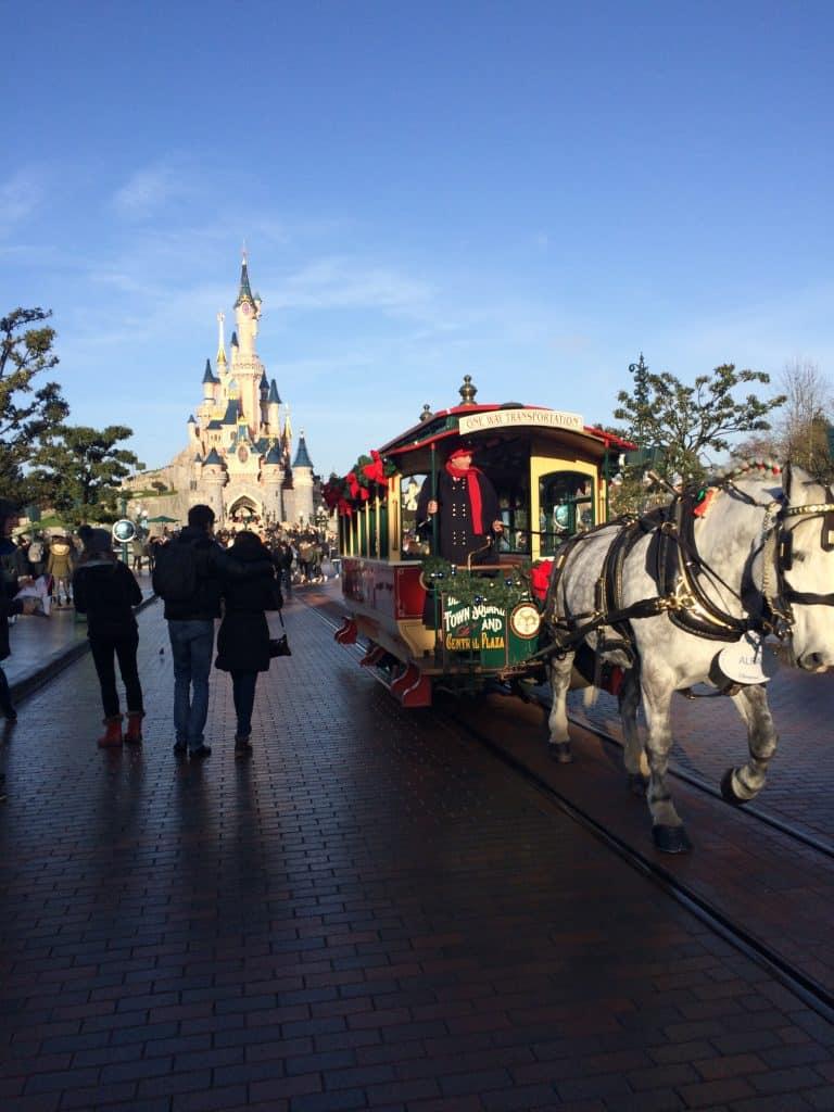 Disneyland Paris at Christmas Review