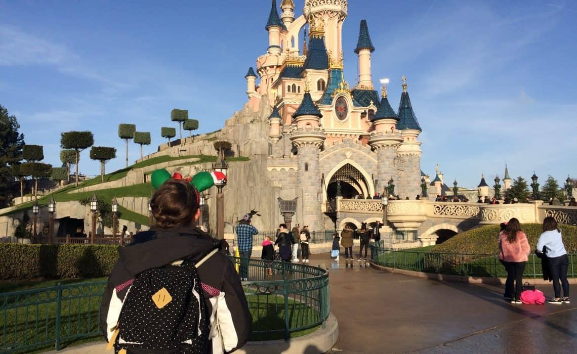 Disneyland Paris at Christmas Review