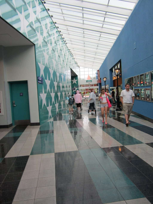 All-Star Movies Lobby