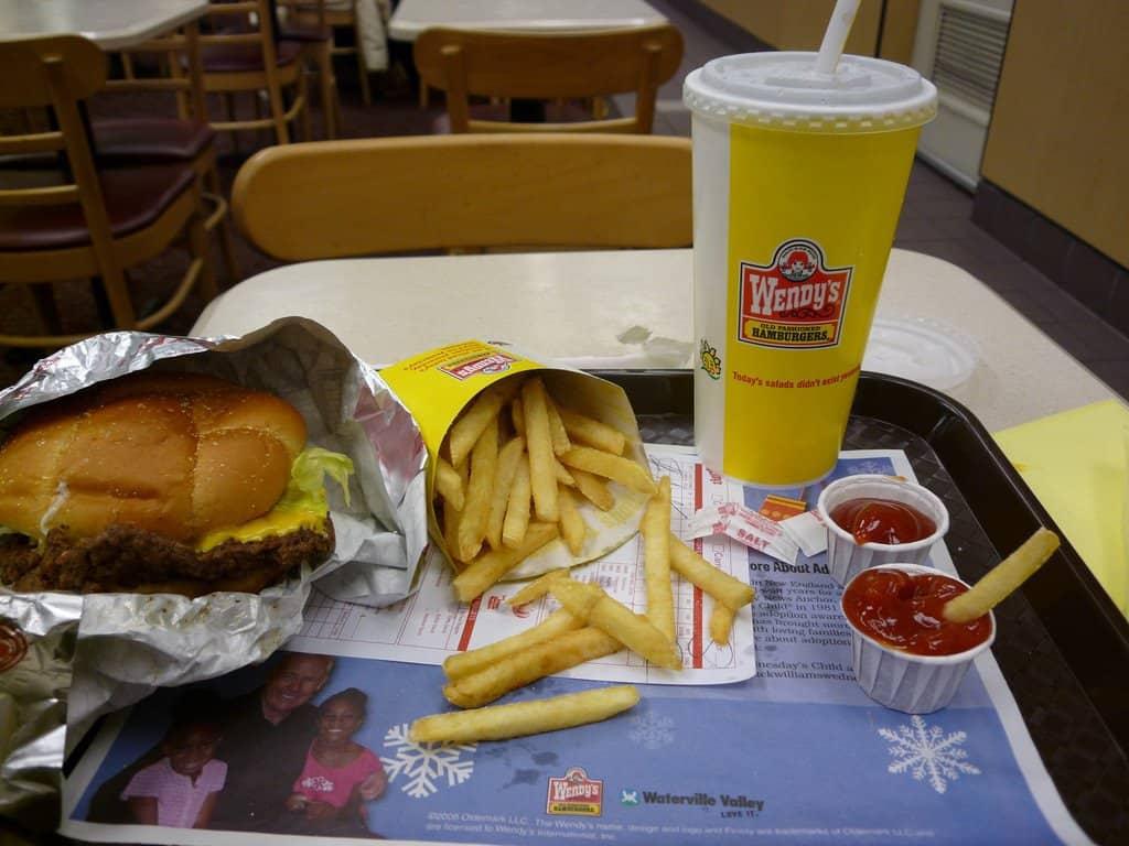 Wendy's-hamburger-and-fries