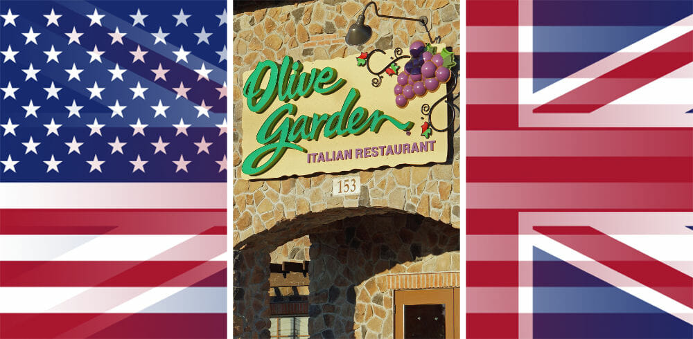 Is There An Olive Garden In The Uk Or London 2020 Girl Gone