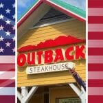 Is there an Outback Steakhouse in England or the UK?