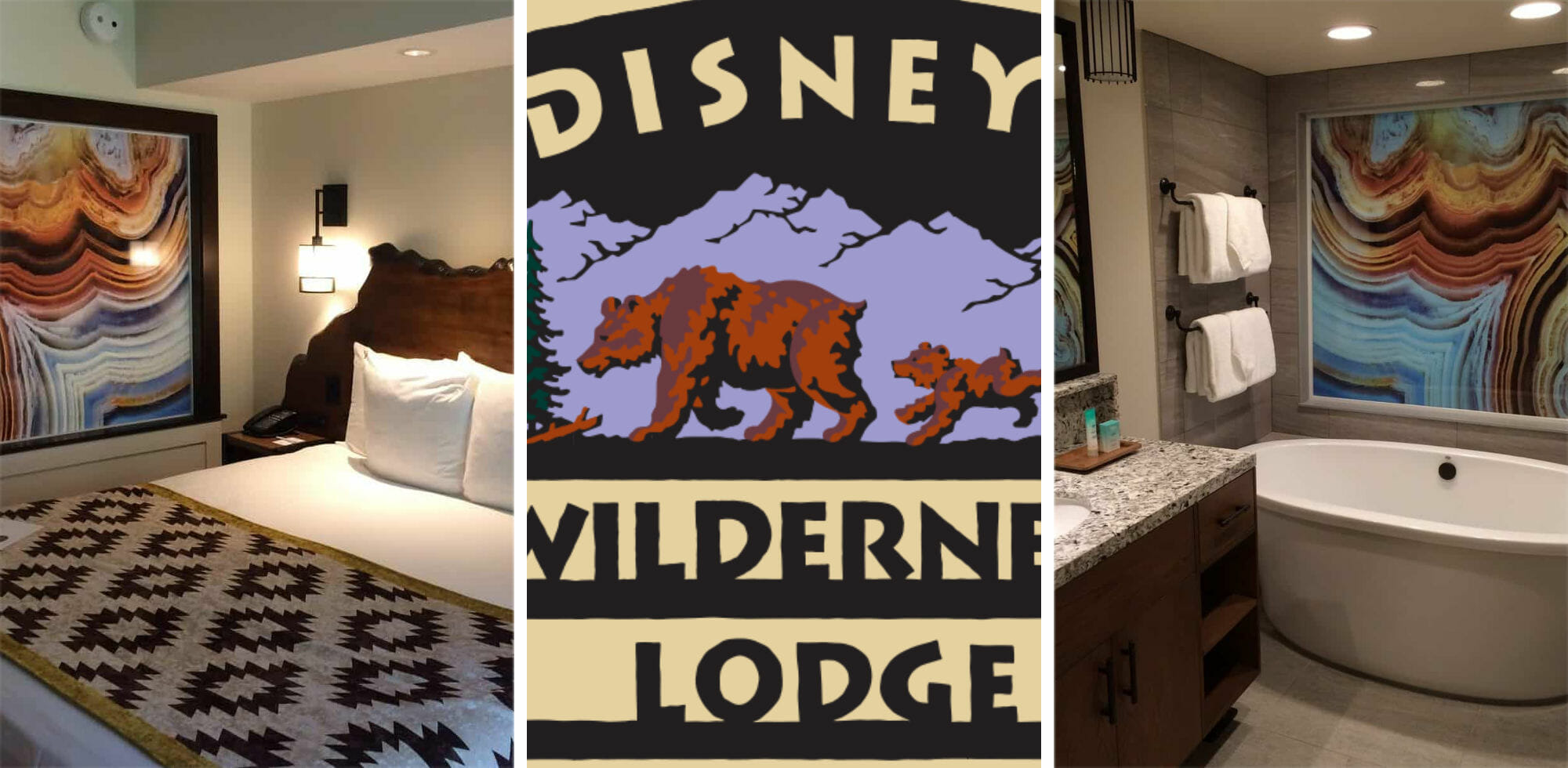 Copper Creek One Bedroom Villas Review at Disneys Wilderness Lodge