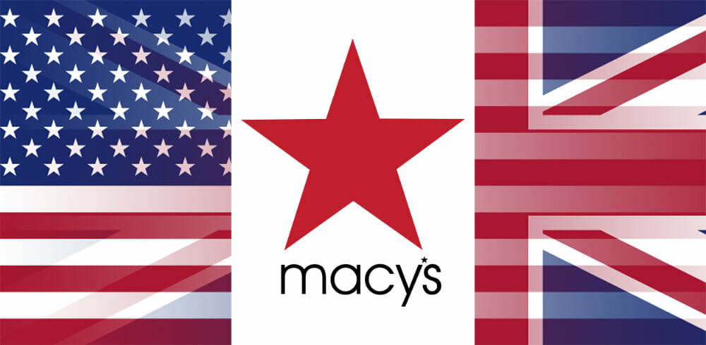Is there a Macy's in London or the UK