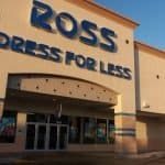 Is there a Ross Dress for Less in the UK or London?