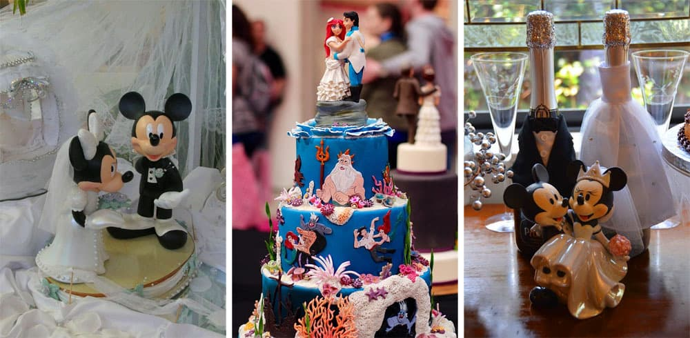23 Brilliant Disney Themed Wedding Ideas