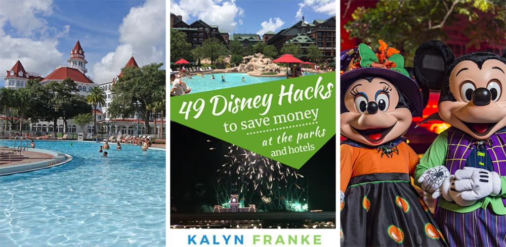 49 Ways to Save Money at Disney