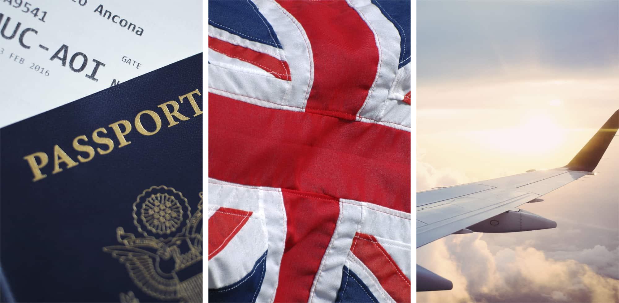Going Through UK Customs