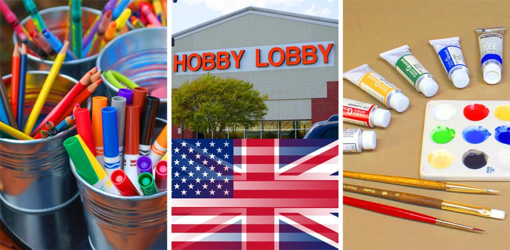 Is there a Hobby Lobby in the UK or London? - girl gone london