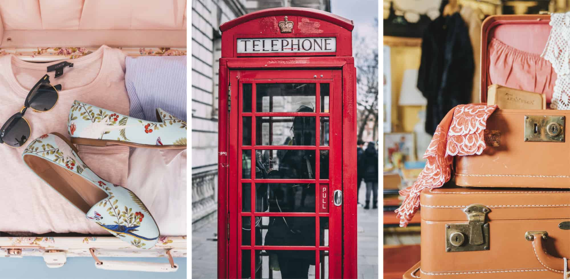 Ultimate London Study Abroad Packing List