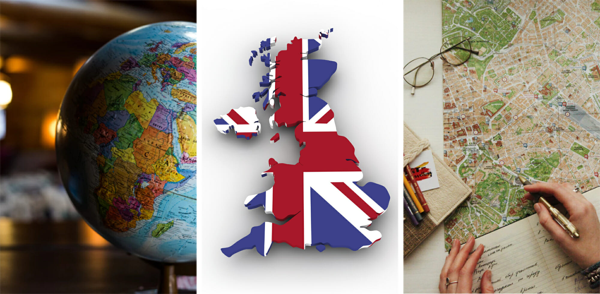 A Quick and Painless Guide to UK Geography