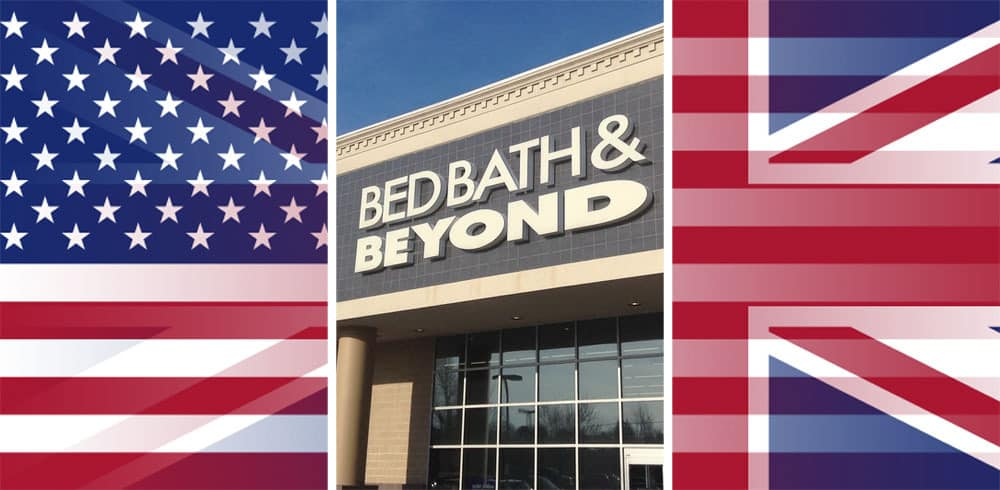 Is There a Bed Bath and Beyond in The UK