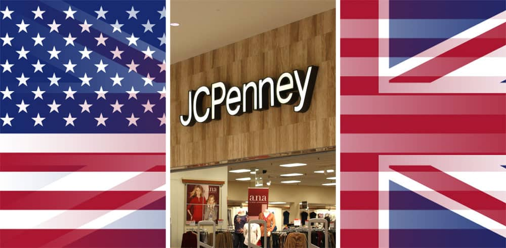 Is There a JC Penney in The UK