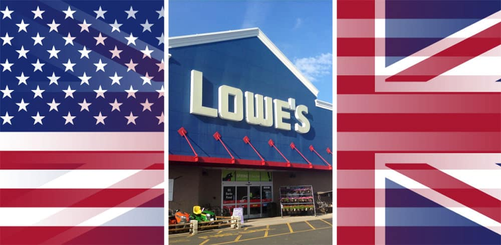 Is There a Lowes in The UK