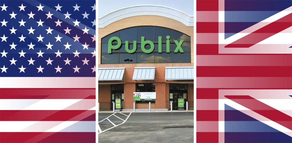 Is There a Publix in The UK