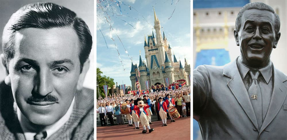 Walt Disney Quotes About Disneyworld