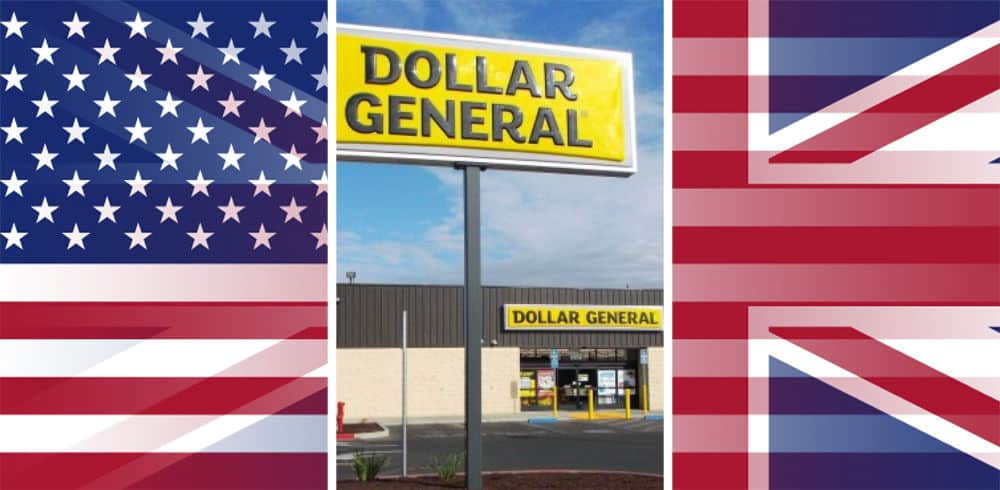 Are There Dollar Stores in The UK