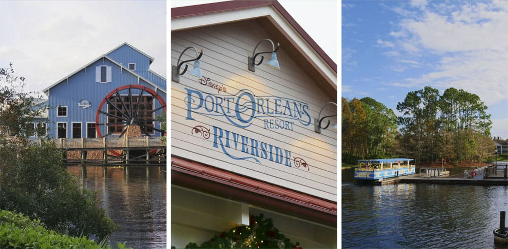 Disney Port Orleans Riverside Review