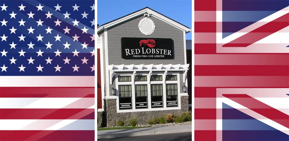 Is There a Red Lobster in The UK