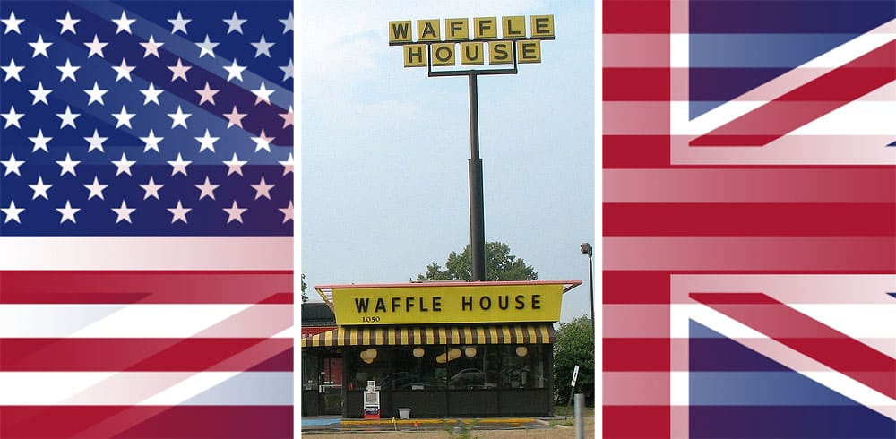 Is There a Waffle House in The UK