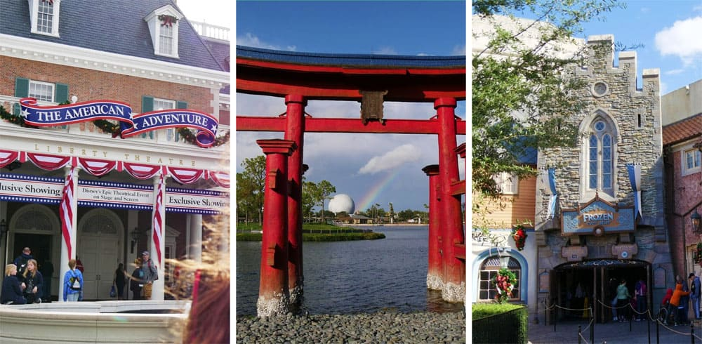 Best Rides at Epcot for Adults