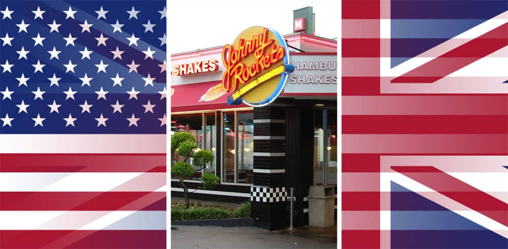 Is There a Johnny Rockets in The UK