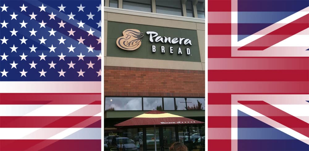 Is There a Panera Bread in The UK