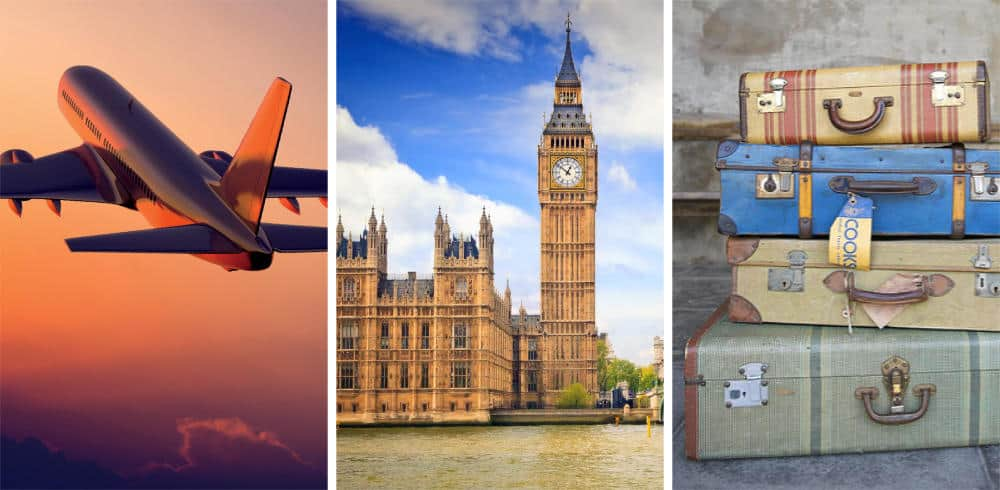 The Definitive London Packing List