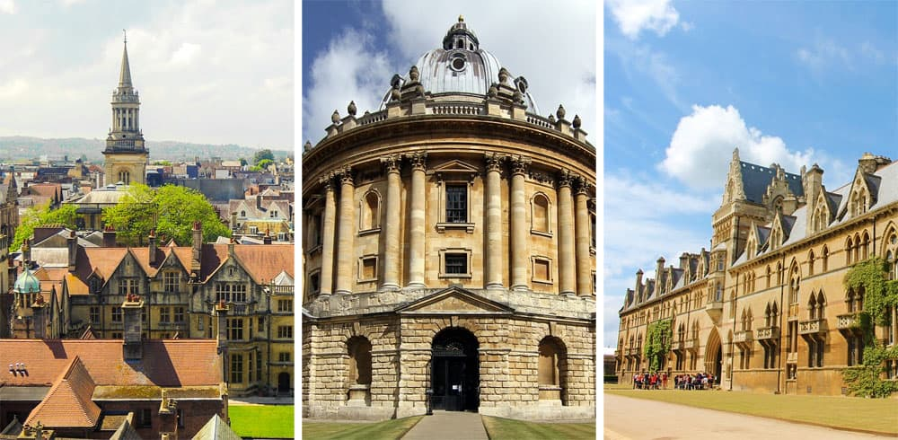 Things to Do in Oxford For Free
