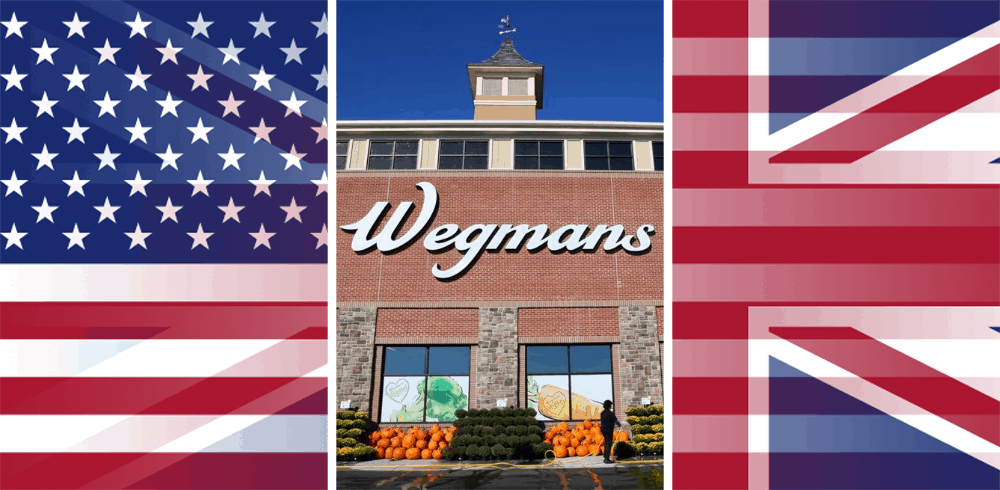 Is There Wegmans in The UK