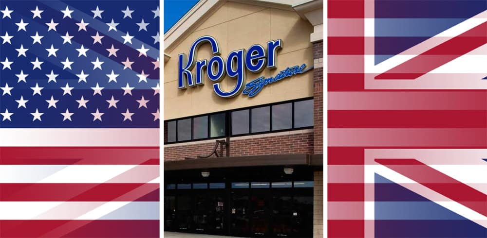 Is There a Kroger in The UK
