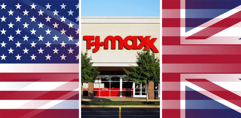Is There a TJ Maxx in The UK