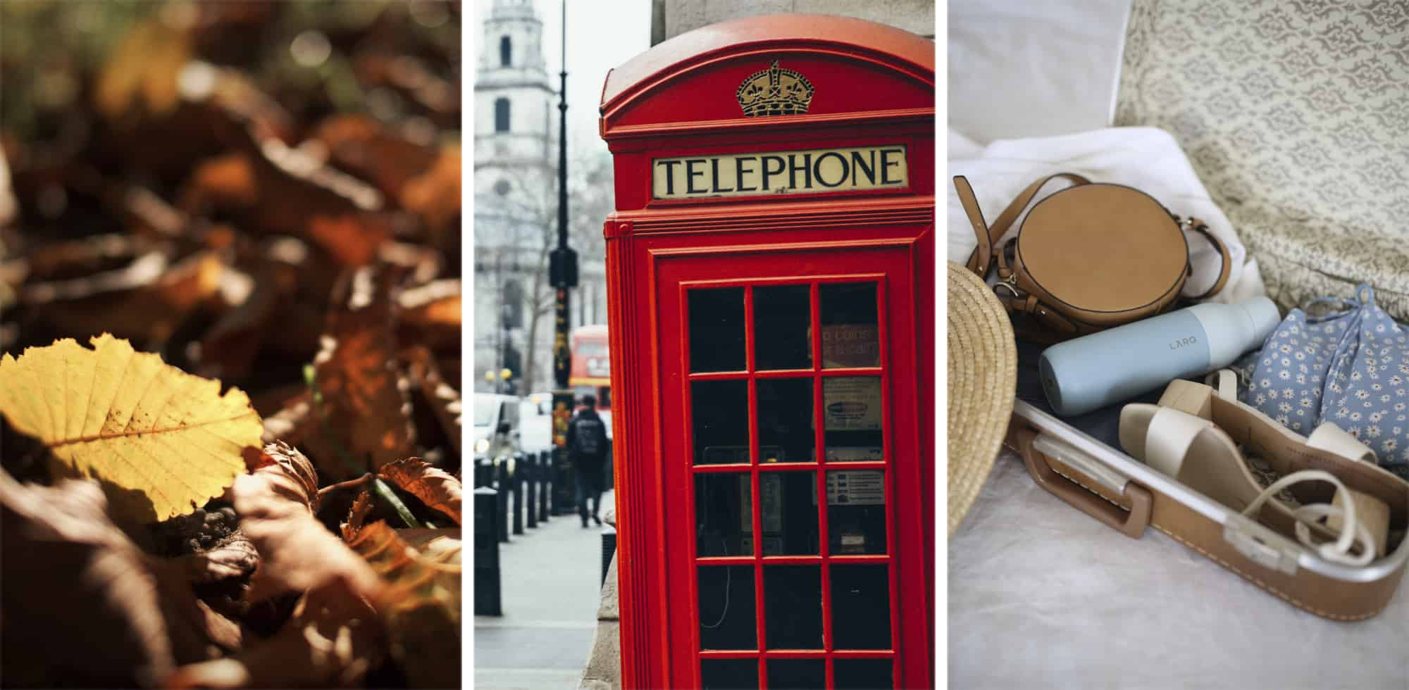 The Super Duper Essential London Packing List for Fall