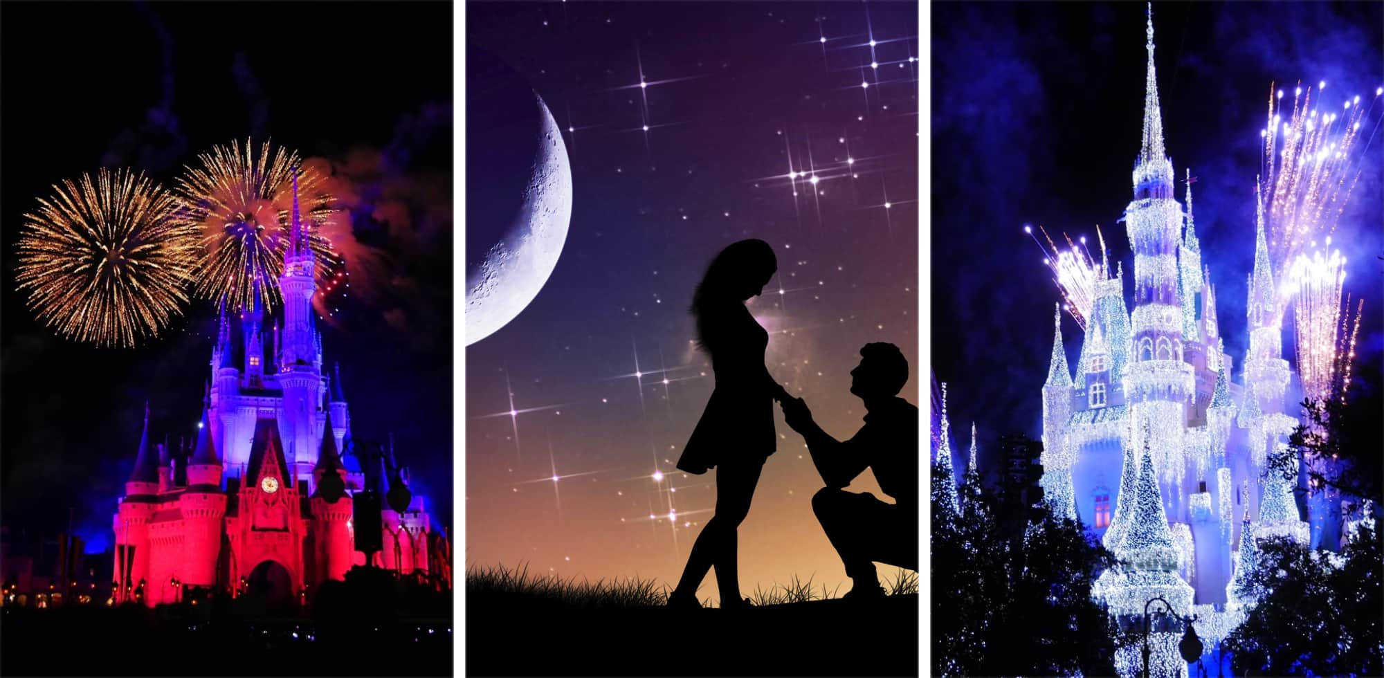 Best Places to Propose at Disney World
