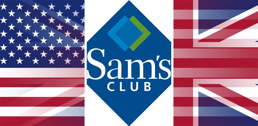 Is there a Sam's Club in the UK or London