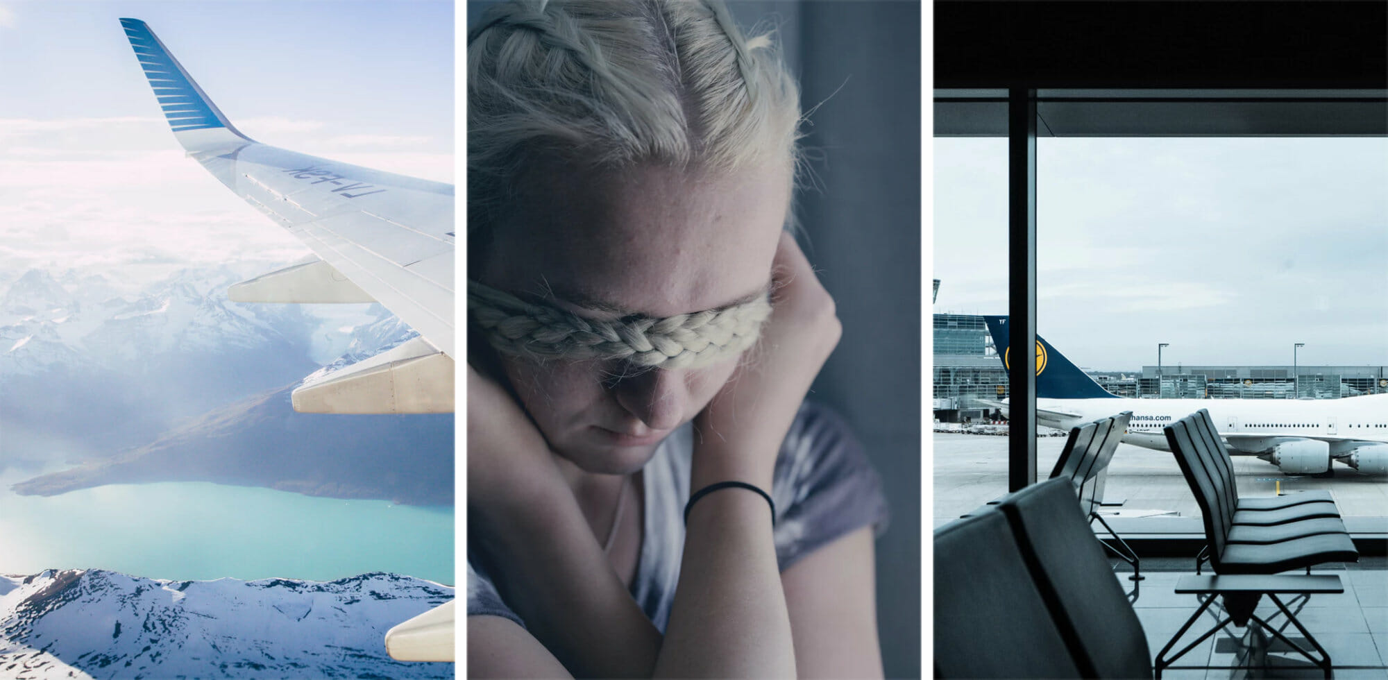 7 Types of Nervous Flyers and How to Spot Them