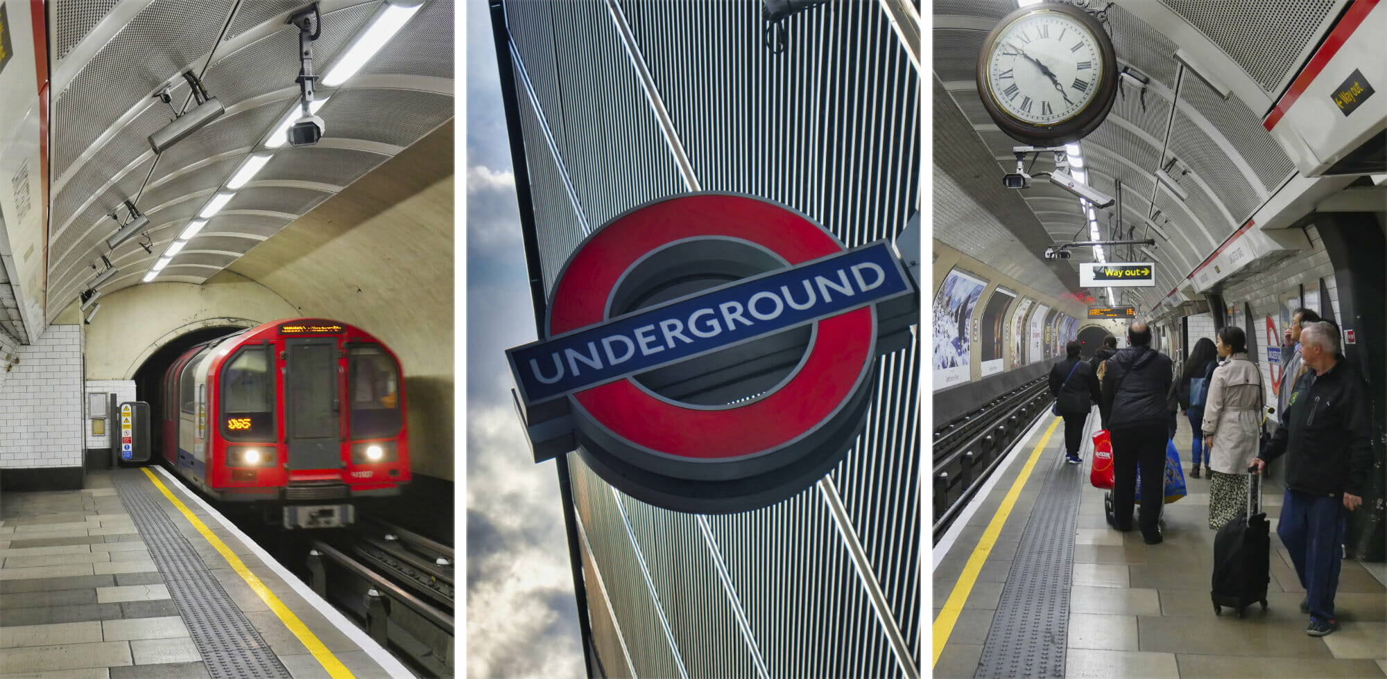 An American Girls Guide to Surviving the London Underground