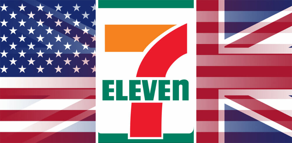 Is there a 7 Eleven in the UK or London