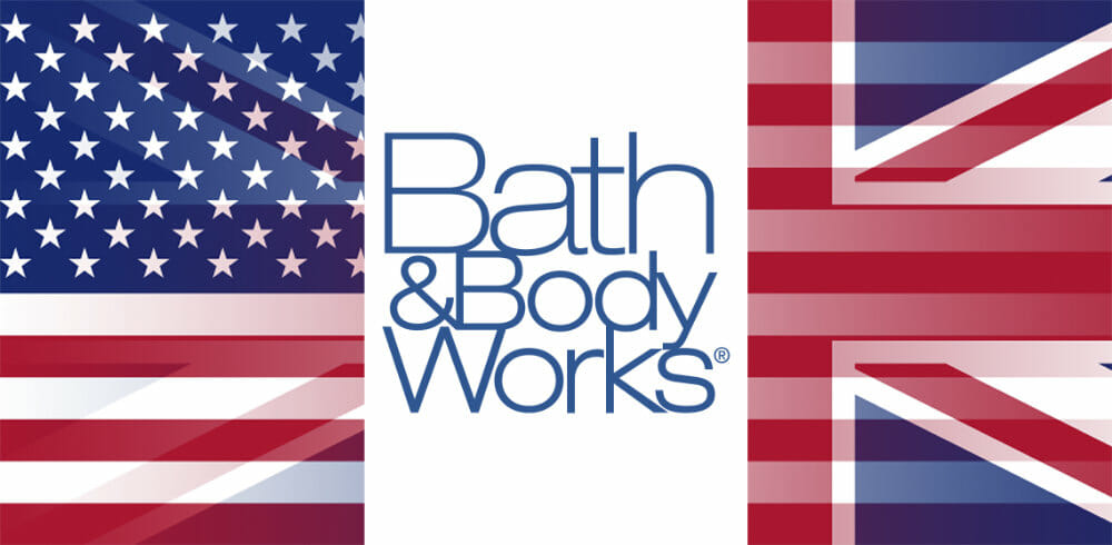 Is there a Bath and Body Works in London or the UK