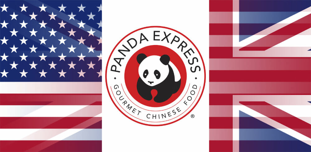 Is there a Panda Express in London or the UK