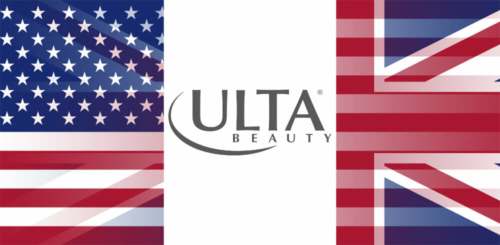 Is there an Ulta in London or the UK